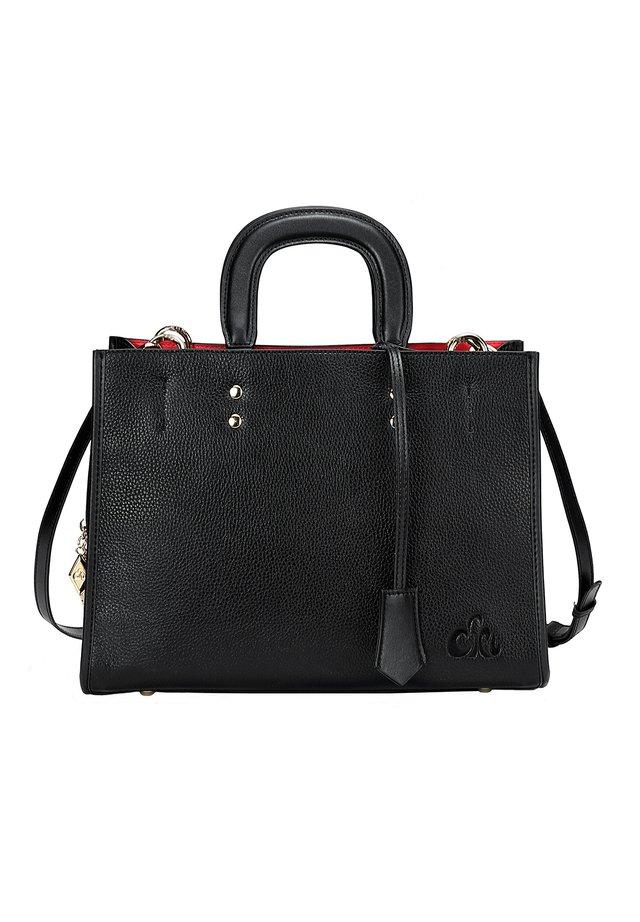 YARA - Shopping bag - schwarz