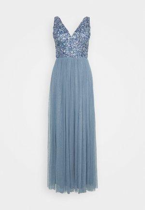 ALEXIS MAXI - Společenské šaty - blue