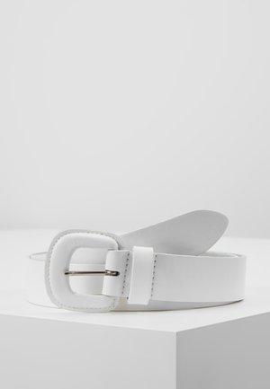 Belt - weiß
