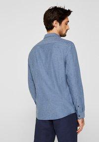 Esprit - MIT THERMOLITE® - Hemd - blue - 2