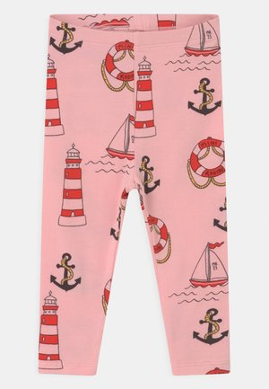 LIGHTHOUSE UNISEX - Leggings - Trousers - pink
