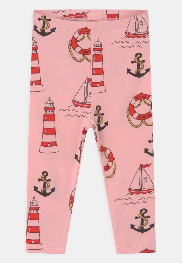 LIGHTHOUSE UNISEX - Leggings - Hosen - pink