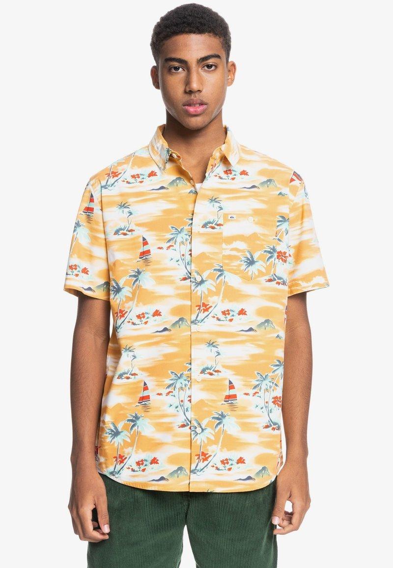 Quiksilver - Shirt - orange