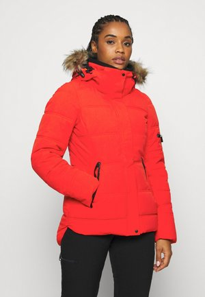 BLACKEY - Winter jacket - coral red