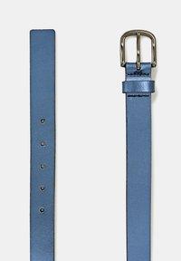 Esprit - Belt - navy - 3