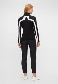 J.LINDEBERG - JANICE  - Training jacket - black - 2