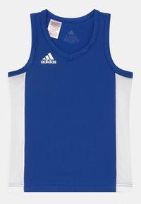 adidas Performance - PREMIUM JERS BASKETBALL TEAM SLEEVELES UNISEX - Top - team royal blue/white - 0