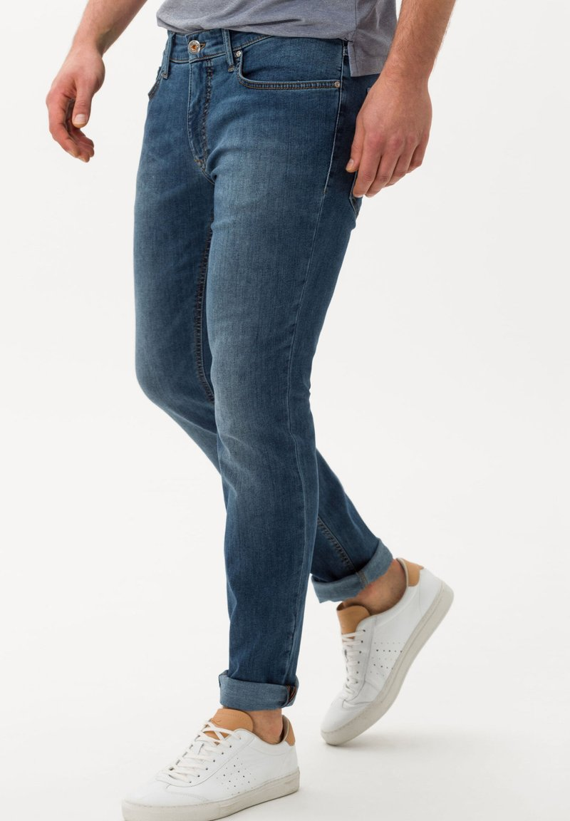 BRAX - CHRIS - Slim fit jeans - blue