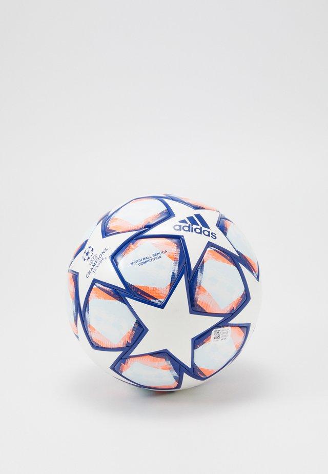 FIN 20 COM - Equipement de football - white/royblu/sigcor