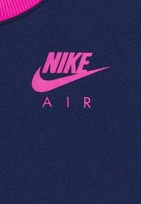 Nike Sportswear - AIR DRESS - Sukienka z dżerseju - blue void/active fuschia - 2