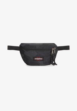 SPRINGER - Bum bag - reflectcamoblac