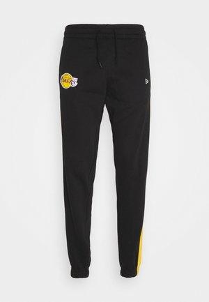 LOS ANGELES LAKERS NBA LOGO - Club wear - black
