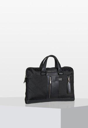 BRIEF CONNEQU - Briefcase - black