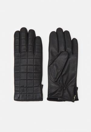 UNISEX - Gloves - black