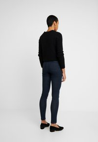 Benetton - TROUSERS - Jeansy Skinny Fit - mid blue - 2
