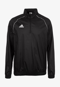 adidas Performance - CORE 18 WINDBREAKER - Veste de survêtement - black / white - 0
