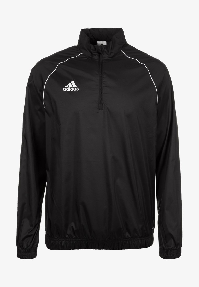 adidas Performance - CORE 18 WINDBREAKER - Veste de survêtement - black / white