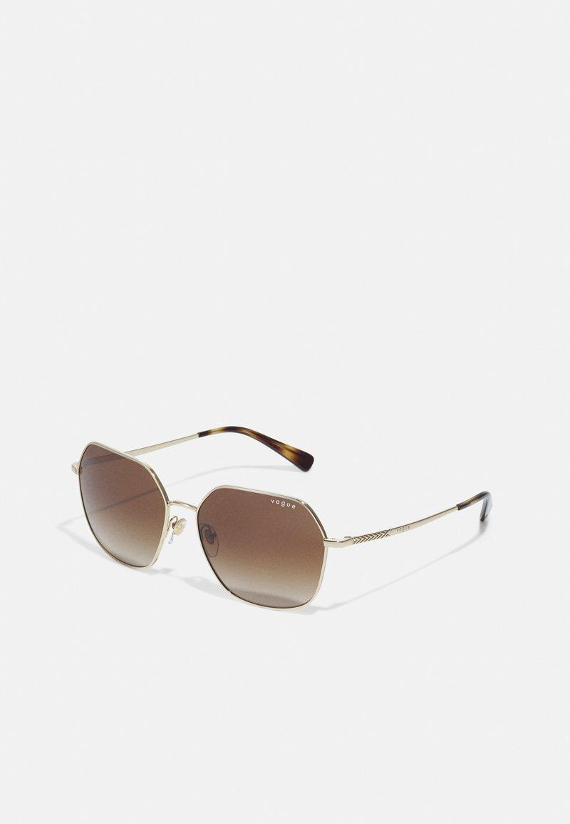 VOGUE Eyewear - Sunglasses - pale gold-coloured
