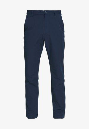 TECH PANT - Tygbyxor - dark blue
