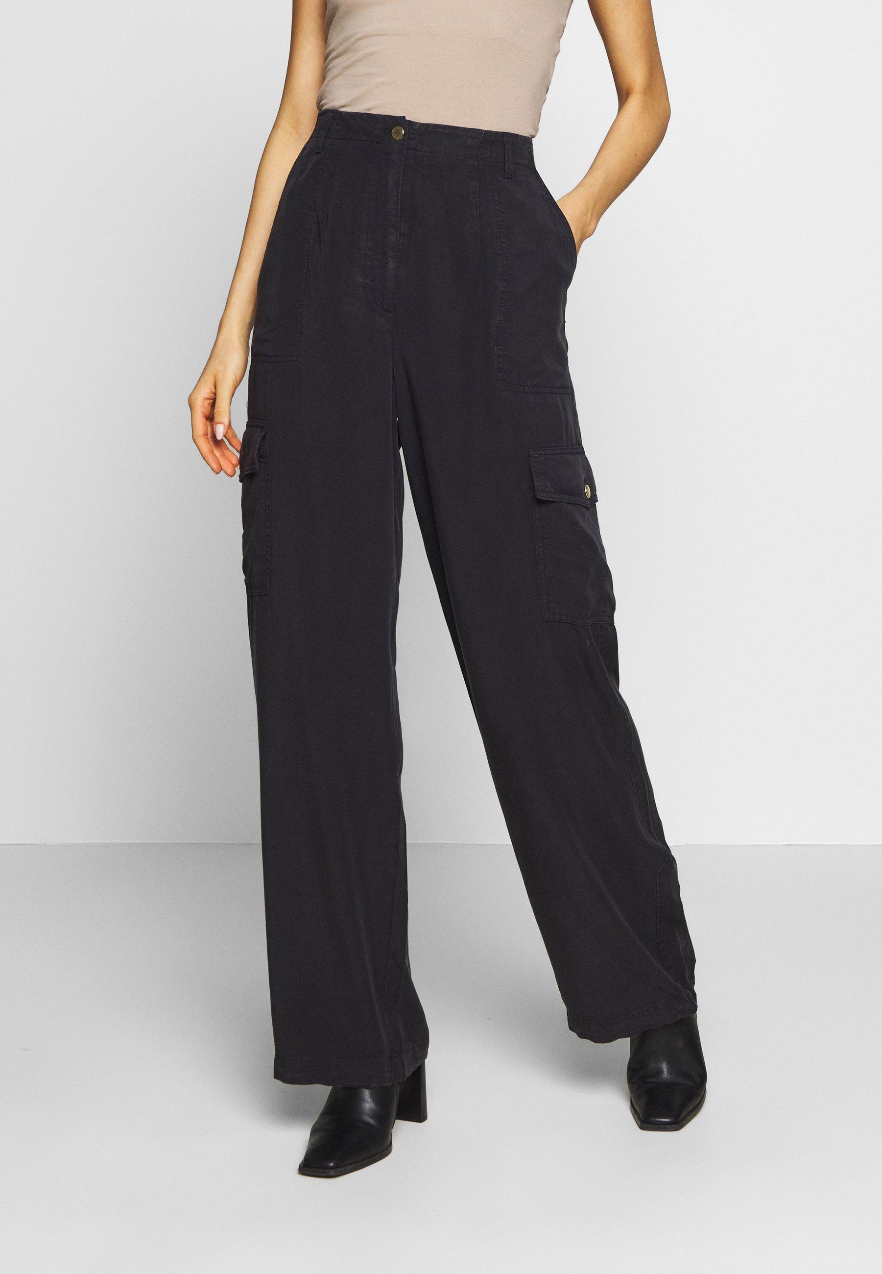 READY TO WEAR PANTS Bukse black