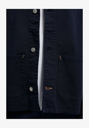 SKYLAAR - Denim jacket - depth navy