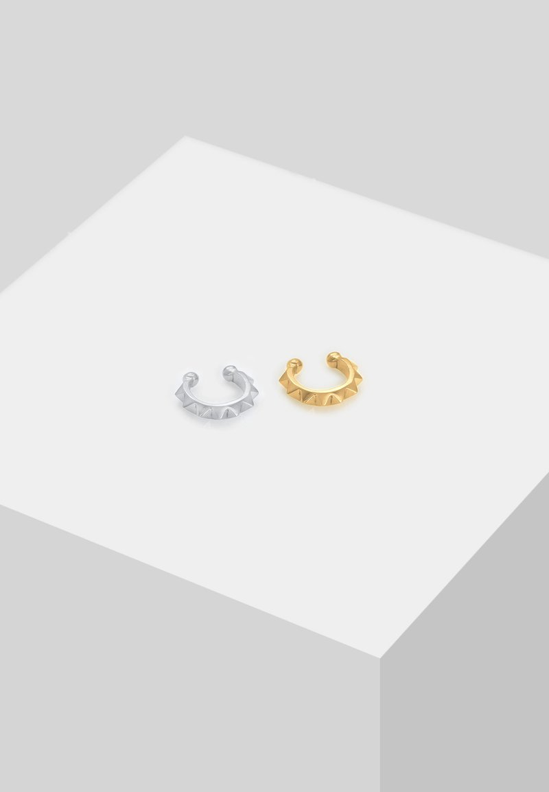 Elli - SET - Earrings - silver-coloured