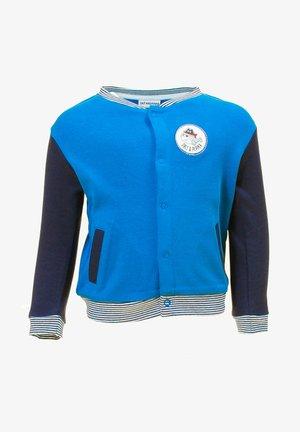 Zip-up sweatshirt - cobalt blue