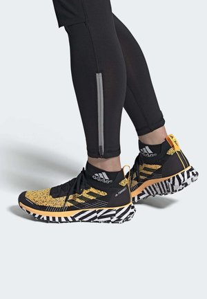 TERREX TWO PARLEY TRAIL RUNNING SHOES - Zapatillas de trail running - gold