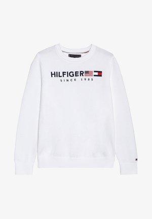 FLAG  - Strikpullover /Striktrøjer - white
