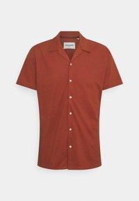 Jack & Jones - JCOFRED RESORT - Camisa - red ochre - 0