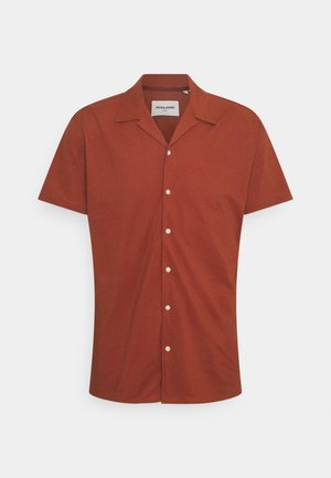 JCOFRED RESORT - Camisa - red ochre