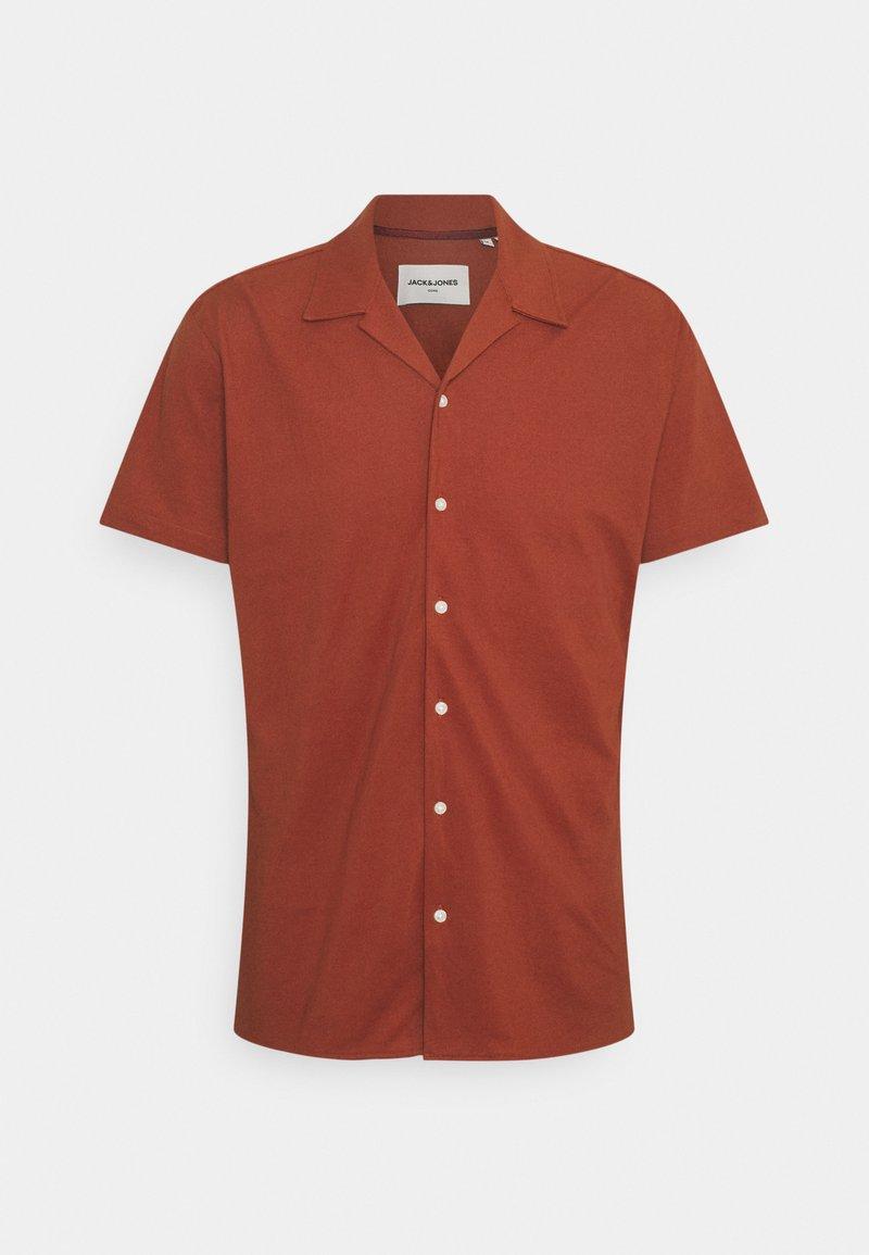 Jack & Jones - JCOFRED RESORT - Camisa - red ochre