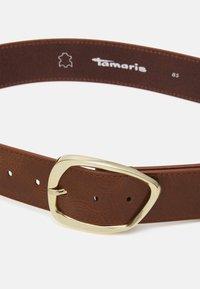 Tamaris - Waist belt - cognac - 2