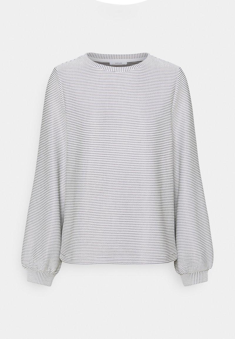 Opus - GOLKINA - Sweatshirt - milk