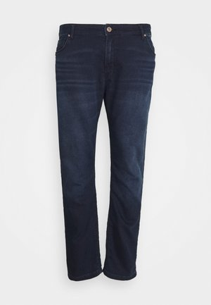 ANCONA  - Straight leg jeans - black
