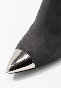 Billi Bi - Ankle boots - grey - 2
