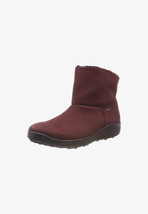Ankle boots - rot