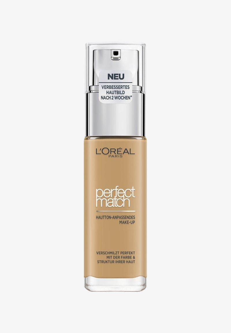 L'Oréal Paris - PERFECT MATCH MAKE-UP - Foundation - 6.d/6.w golden honey