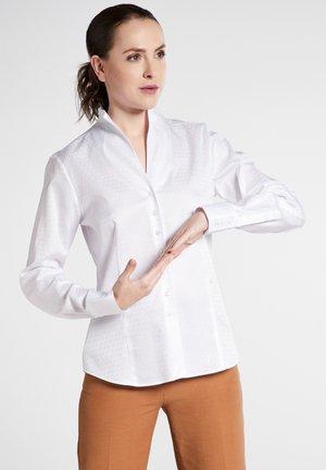 MODERN  - Button-down blouse - white