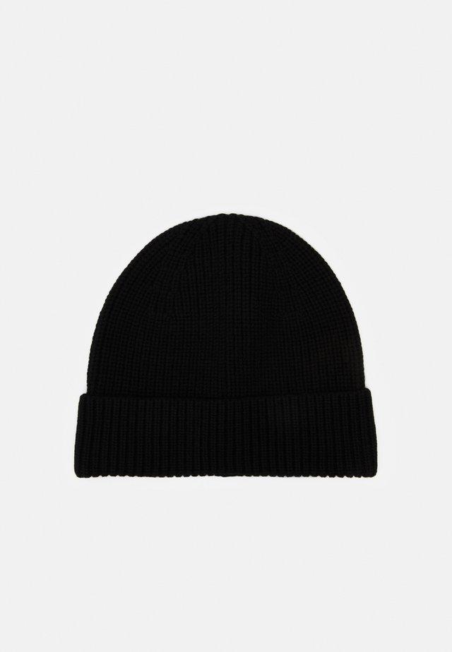 ERIC HAT - Bonnet - black