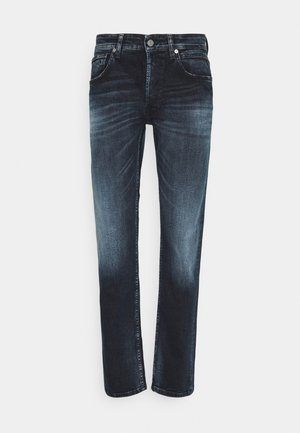 GROVER BIO - Jeans a sigaretta - dark blue