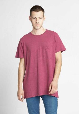 T-shirt basic - acid berry