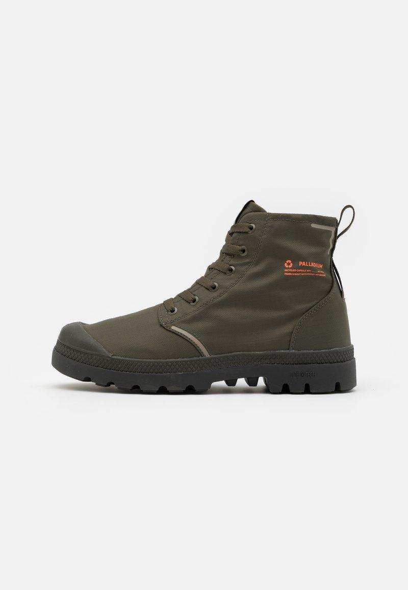 Palladium - PAMPA LITE+ WP+ UNISEX - Lace-up ankle boots - olive night