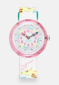 Flik Flak - GIRAFFIC PARK - Watch - mulitcolor - 0