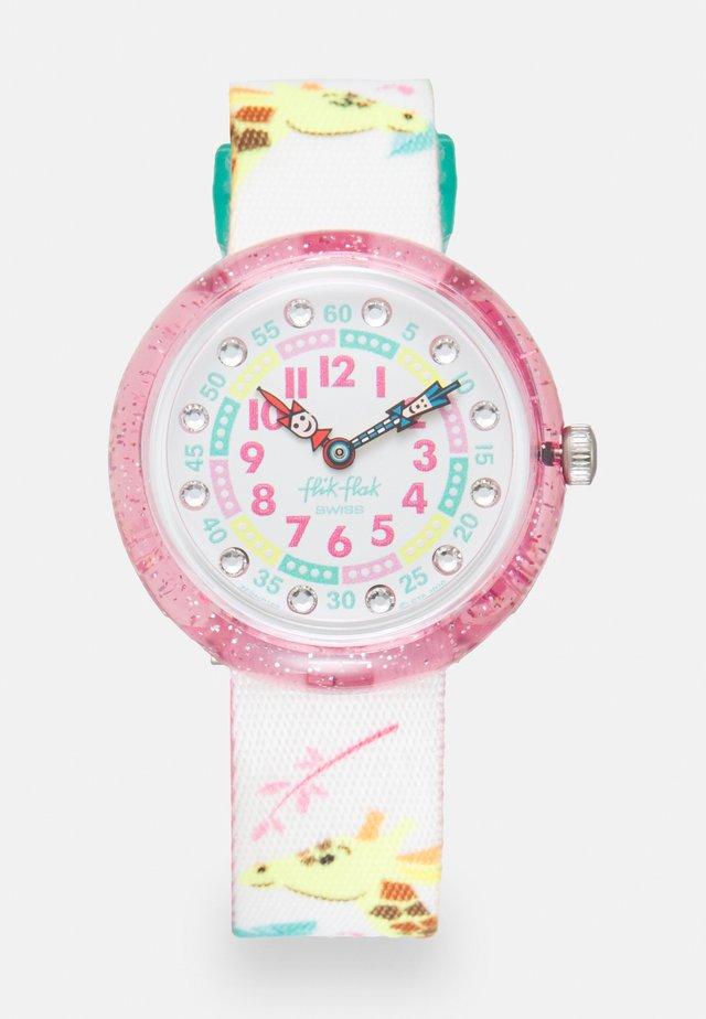GIRAFFIC PARK - Uhr - mulitcolor