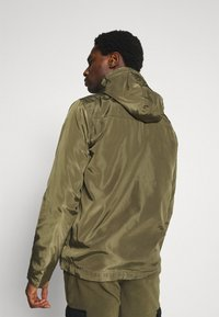 Solid - PERCY - Summer jacket - ivy green - 2