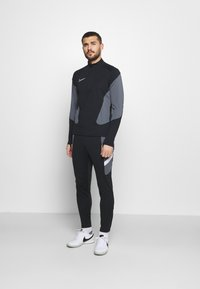 Nike Performance - DRY ACADEMY SUIT - Tracksuit - black/black/white/white - 1