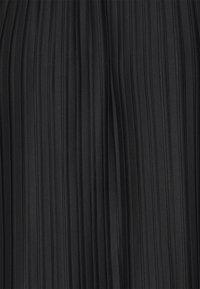 JDY - JDYEVA MARIE PLISSE SKIRT - A-line skirt - black - 2