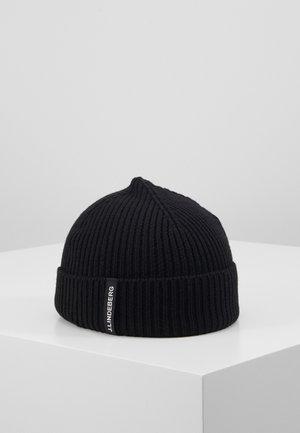 JUAN BEANIE - Mütze - black