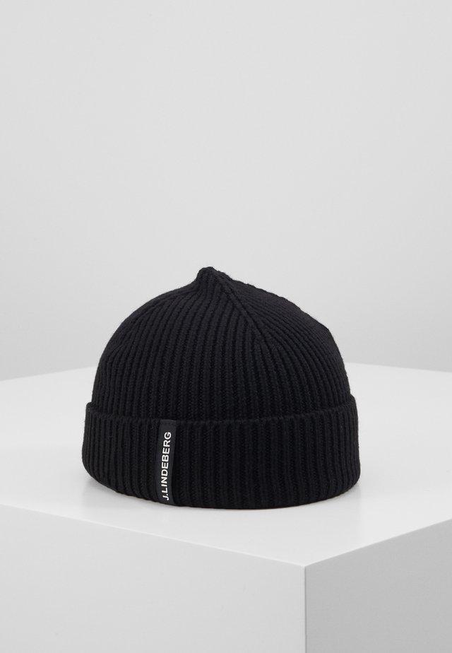 JUAN BEANIE - Bonnet - black